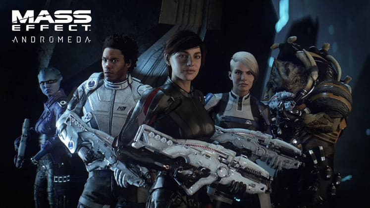 Mass Effect Andromeda System Benchmarks