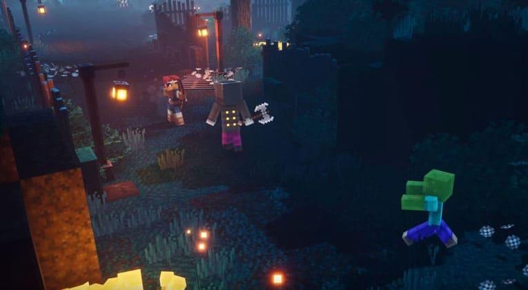 Minecraft Dungeon News