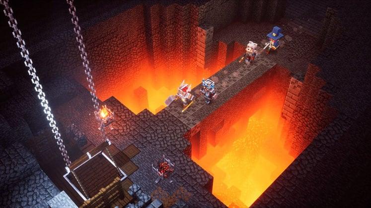 Minecraft Dungeon Release Date