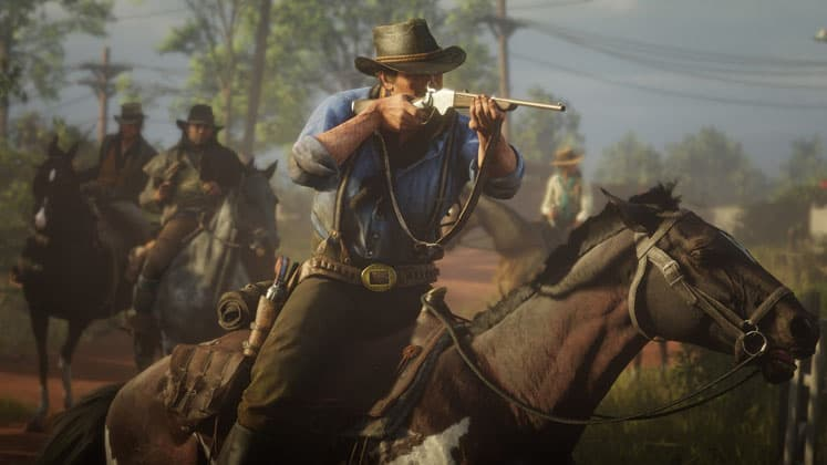 Red Dead Redemption 2 System Benchmarks
