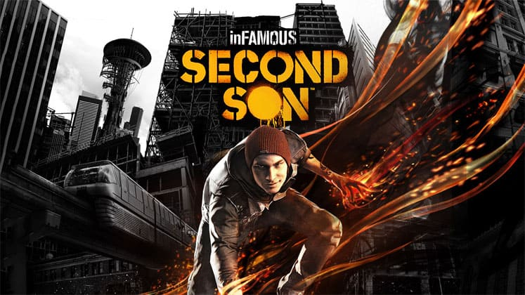 Second Son & Infamous First Light
