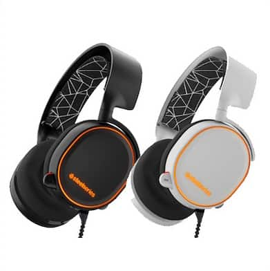 Steelseries Arctis 5 Design