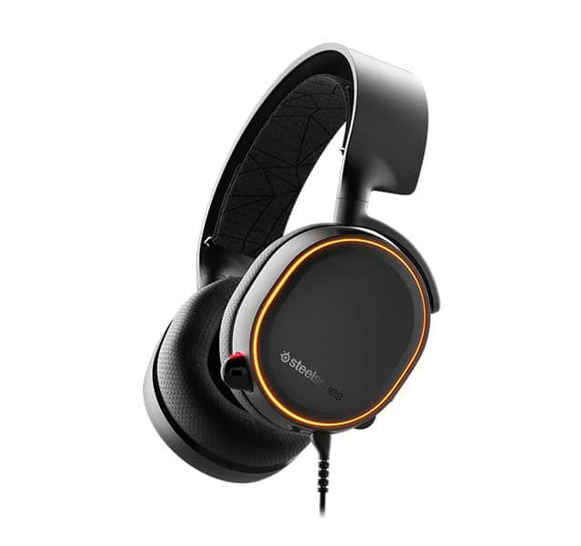 Steelseries Arctis 5 Specifications