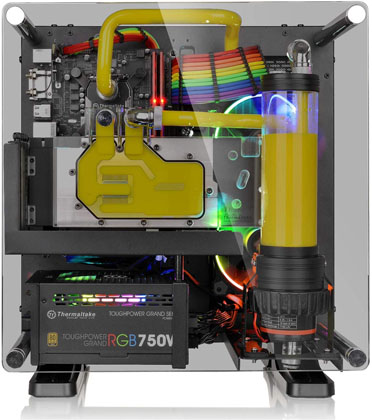 Thermaltake Core P1 Tg Design