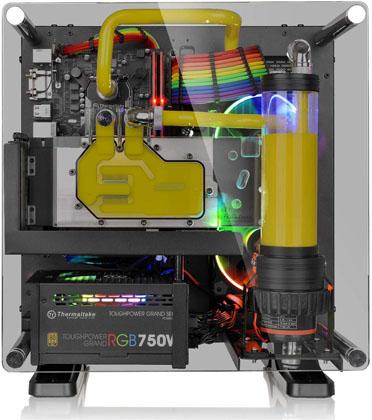 Thermaltake Core P1 Tg Design