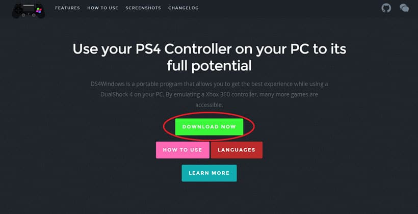 Use A Ps4 Controller On Pc Ds4windows