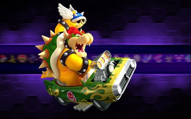 Blue Shell – Mario Kart