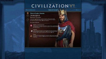 Civilization 6 Anno Domini