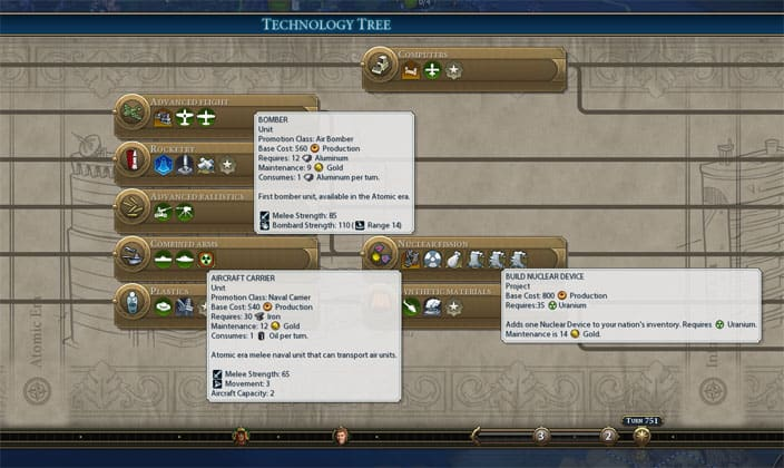 Civilization 6 Improved Resource Strategizing