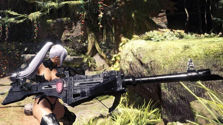 Heavy Bowgun – Monster Hunter World
