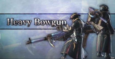 Heavy Bowgun