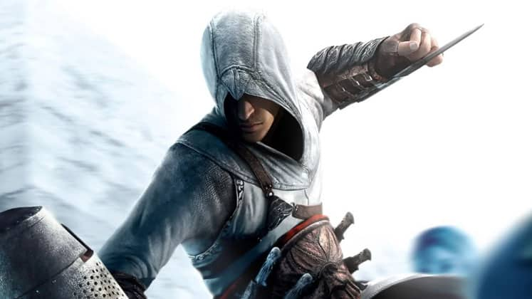 Hidden Blade – Assassins Creed
