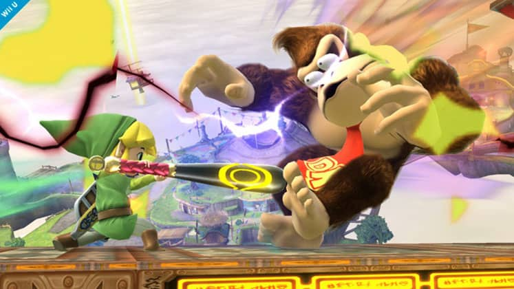 Home Run Bat – Super Smash Bros