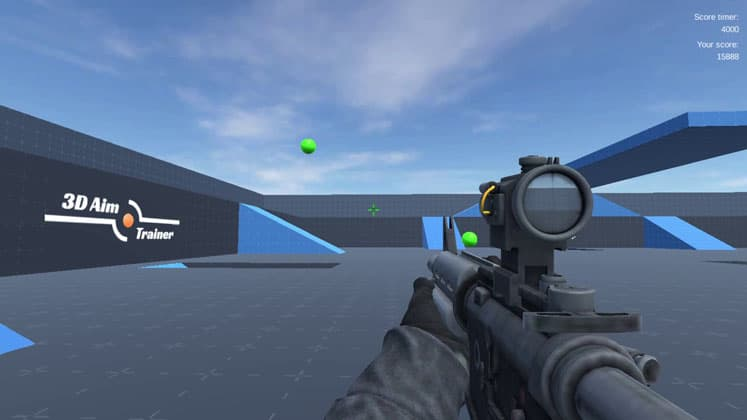 How To Improve Your Aim In Shooters Practice Range