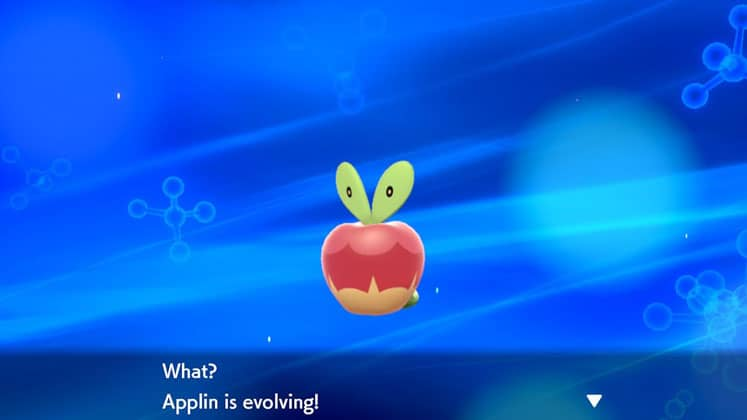 How to Evolve Applin