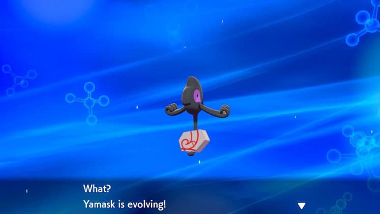 How to Evolve Galarian Yamask into Runerigus