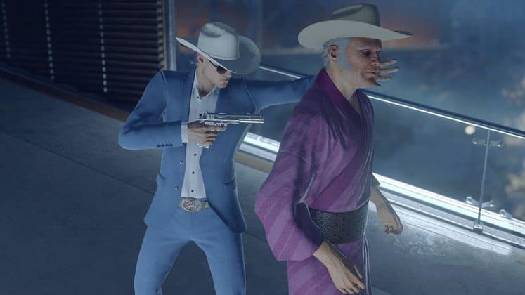 Striker Handgun – Hitman