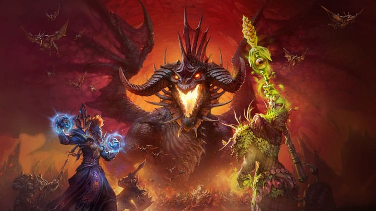 World Of Warcraft Classic Minimum System Requirements
