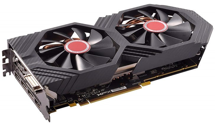 XFX Radeon RX580 8GB GTS Black Edition