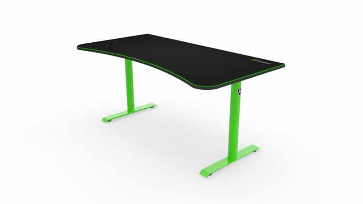 Arozzi Arena Gaming Desk Features