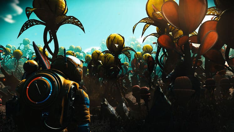 Best No Man's Sky Mods More Interesting Planets