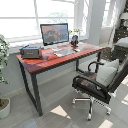 Coleshome Modern Office Desk​ Features