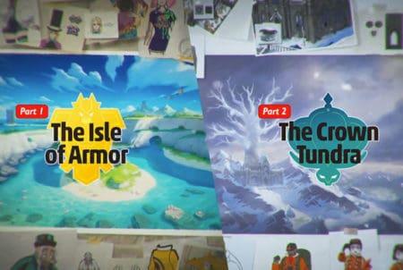 Pokémon Sword and Shield Expansion Pass Explained