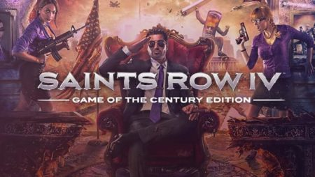 Saints Row Series