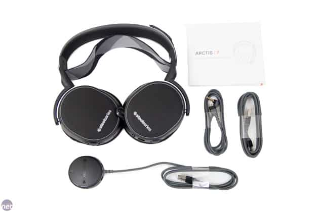 SteelSeries Arctis 7 Stereo Mode