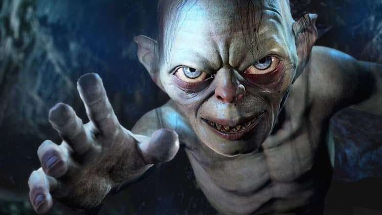 The Lord of the Rings Gollum