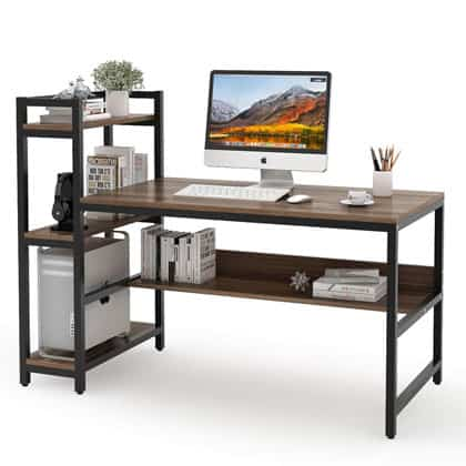 Tribesigns 60 Inch Computer Desk​