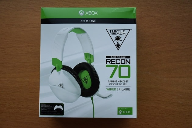 Turtle Beach Recon 70 package