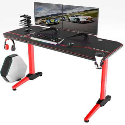 Vitesse Racing Style Gaming Desk​ Features