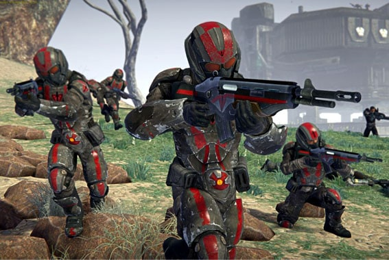 Best Games Like Halo