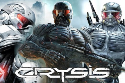 Crysis Games in Order