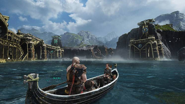 God of War 2 Story and Setting