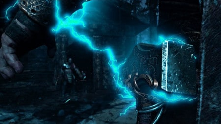 God of War 2 take place during Ragnarok