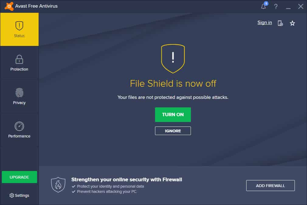 How To Disable Avast Antivirus Core Shields