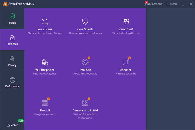 How To Disable Avast Antivirus Temporarily Avast Shields