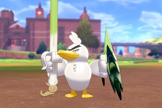 Pokémon Sword And Shield Guide How to Evolve Galarian Farfetch'd