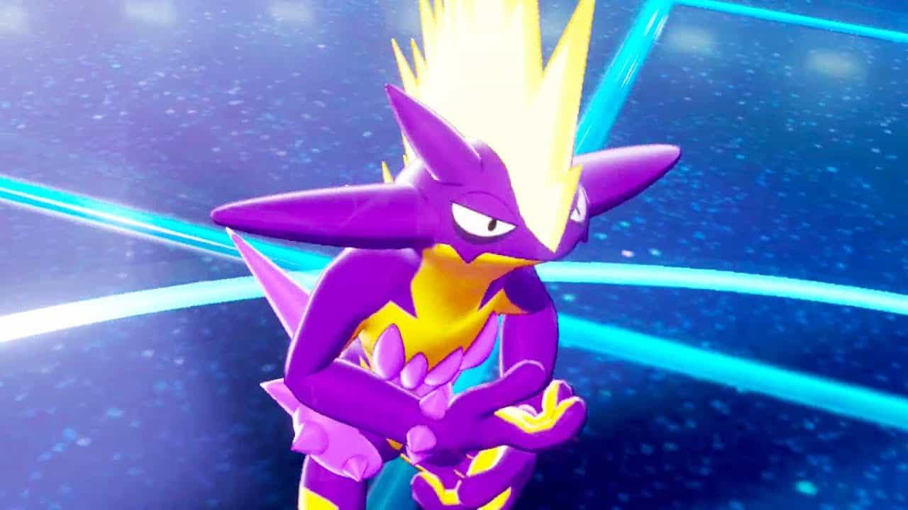 Pokémon Sword and Shield Guide Toxtricity Form Differences