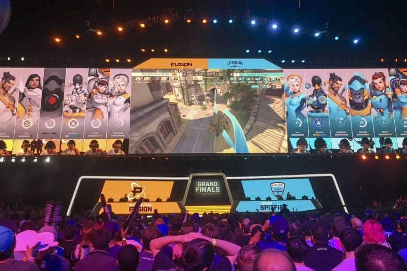 Video Game Tournament Overwatch League