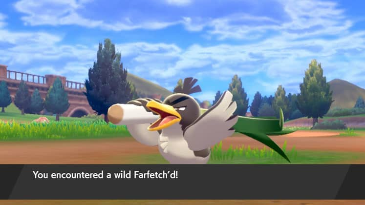 Where to Catch Farfetch'd