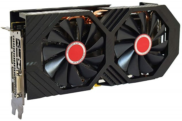 XFX Radeon RX 590 Fatboy Core Edition
