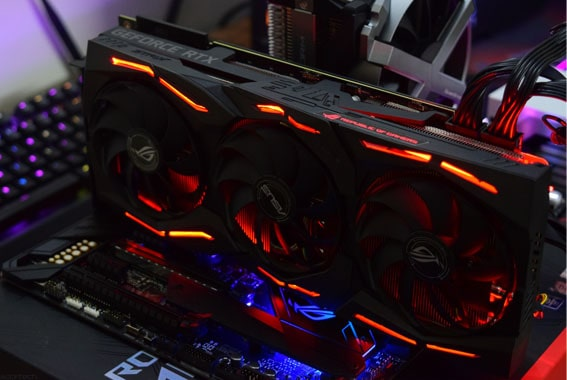 Best RTX 2080 Ti Graphics Card