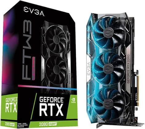 EVGA GeForce RTX 2080 Super FTW3 Ultra