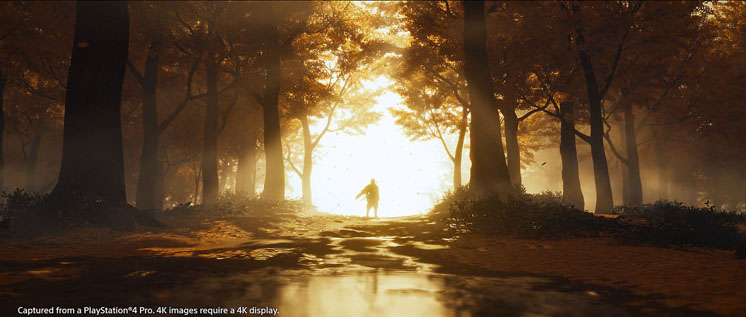 Ghost of Tsushima Story and Setting