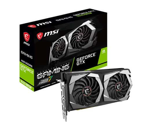 MSI Gaming GeForce GTX 1650 Super