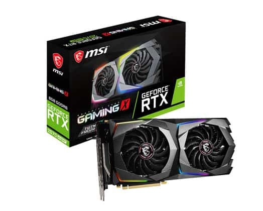 MSI Gaming X GeForce RTX 2070 Super