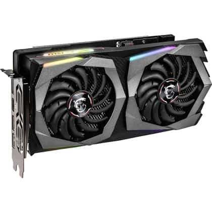 RTX 2060 Super vs RX 5700 XT Cooling